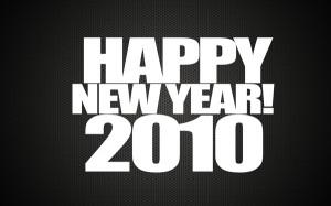 Стильный текст «Happy New Year!». Текстовый эффект в фотошопе.